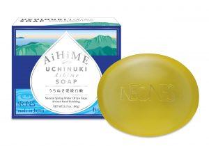 うちぬき愛媛石鹸