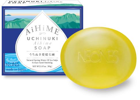 うちぬき愛媛石鹸商品画像